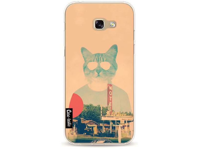 Casetastic Softcover Samsung Galaxy A5 (2017) - Cool Cat