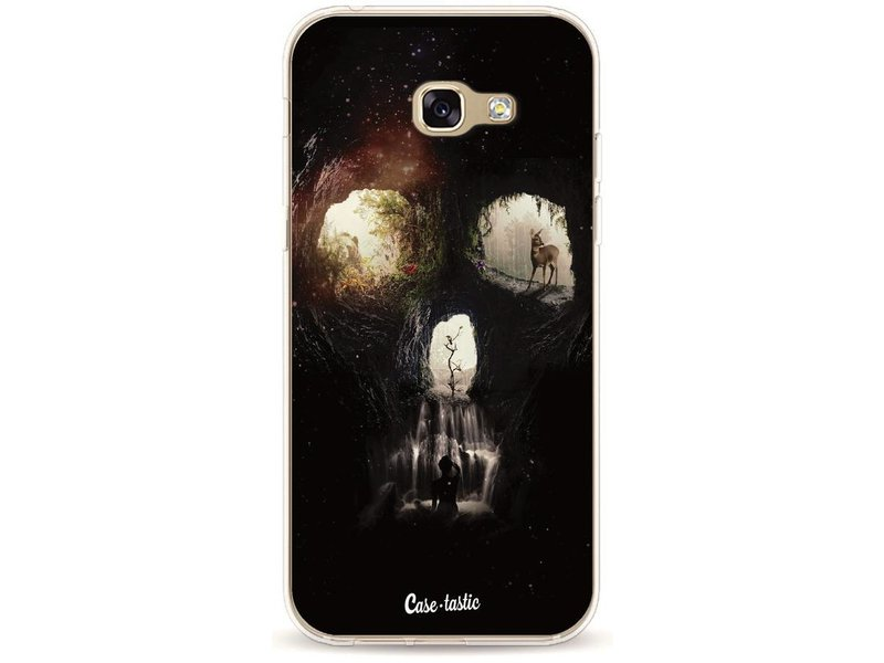 Casetastic Softcover Samsung Galaxy A5 (2017) - Cave Skull