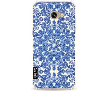 Blue White Folk Art - Samsung Galaxy A5 (2017)