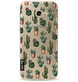 Casetastic Softcover Samsung Galaxy A5 (2017) - Cactus Dream