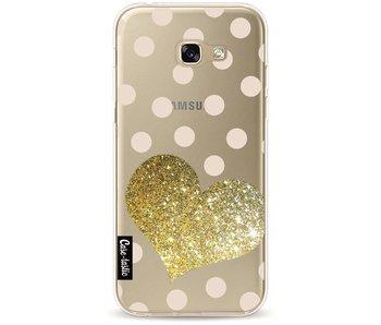Glitter Heart - Samsung Galaxy A5 (2017)
