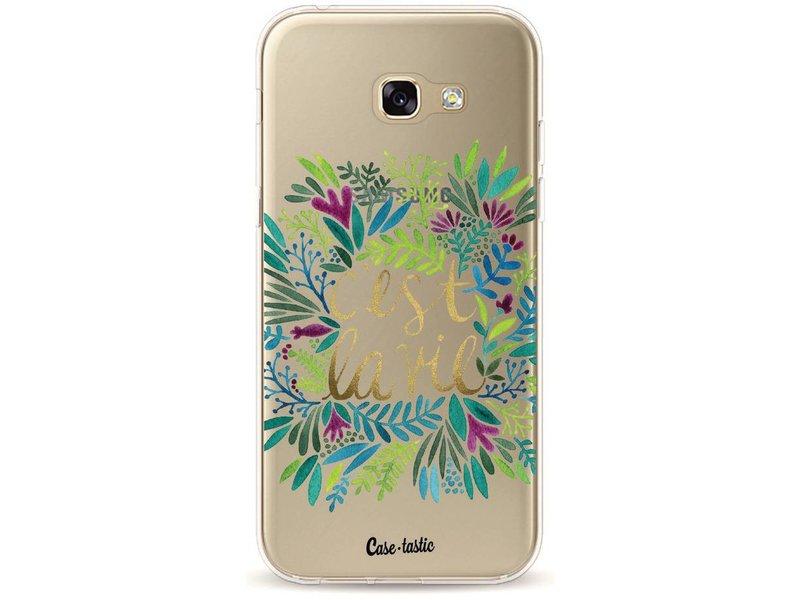 Casetastic Softcover Samsung Galaxy A5 (2017) - Cest La Vie Multi