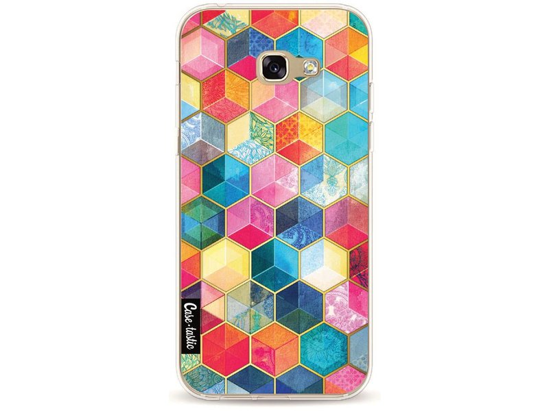 Casetastic Softcover Samsung Galaxy A5 (2017) - Bohemian Honeycomb
