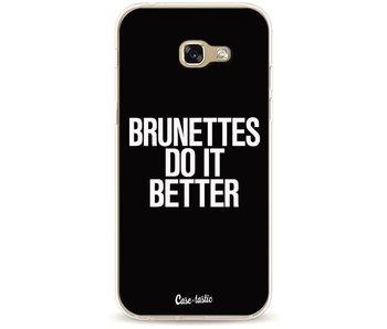 Brunettes Do It Better - Samsung Galaxy A5 (2017)