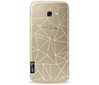 Abstract Dotted Lines Transparent - Samsung Galaxy A5 (2017)