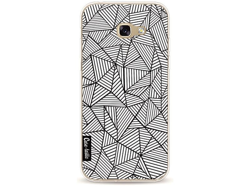 Casetastic Softcover Samsung Galaxy A5 (2017) - Abstraction Lines