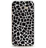 Casetastic Softcover Samsung Galaxy A5 (2017) - British Mosaic Black