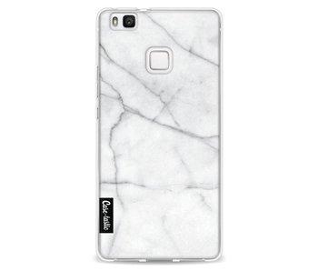 White Marble - Huawei P9 Lite