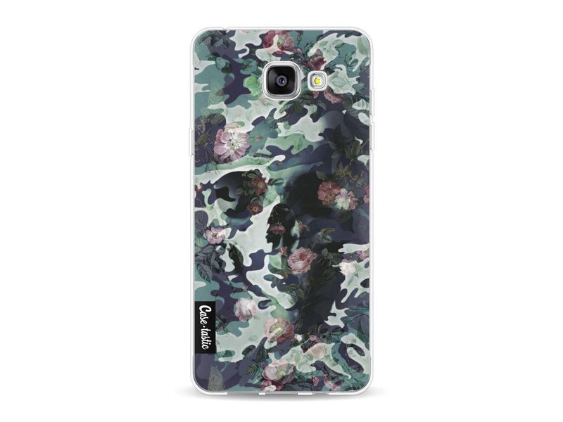 Casetastic Softcover Samsung Galaxy A5 (2016) - Army Skull