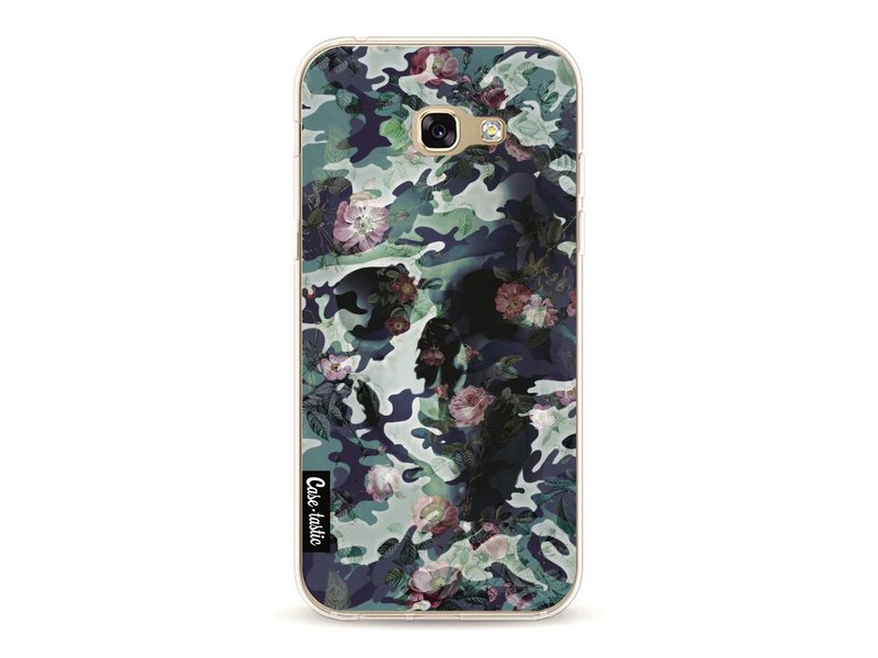 Casetastic Softcover Samsung Galaxy A5 (2017) - Army Skull