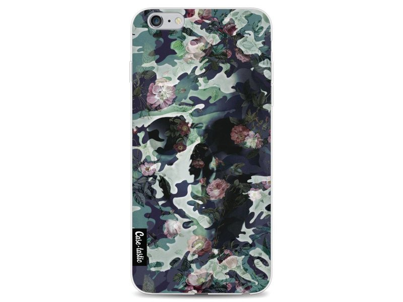 Casetastic Softcover Apple iPhone 6 Plus / 6s Plus - Army Skull