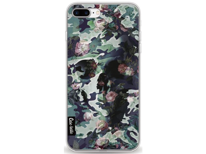 Casetastic Softcover Apple iPhone 7 Plus - Army Skull