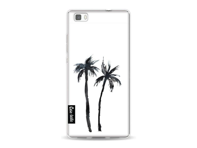 Casetastic Softcover Huawei P8 Lite - Alone Together