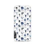 Casetastic Softcover Apple iPhone 5 / 5s / SE - Blue Cacti