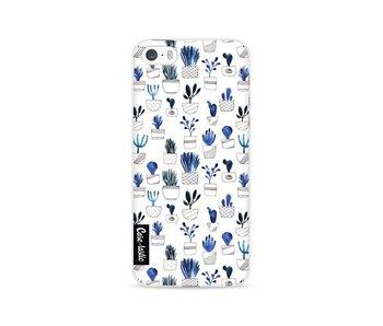 Blue Cacti - Apple iPhone 5 / 5s / SE