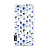 Casetastic Softcover Apple iPhone 6 / 6s  - Blue Cacti
