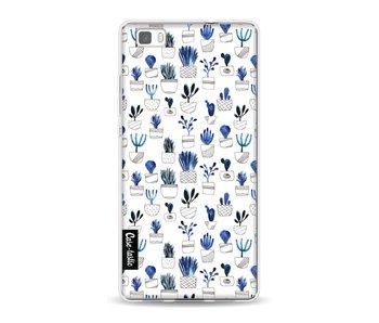Blue Cacti - Huawei P8 Lite