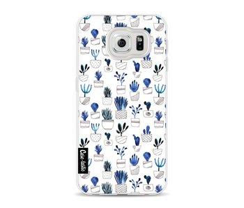 Blue Cacti - Samsung Galaxy S6