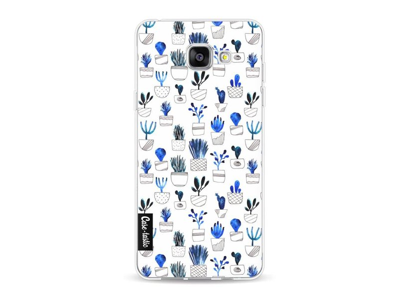 Casetastic Softcover Samsung Galaxy A5 (2016) - Blue Cacti
