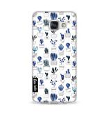 Casetastic Softcover Samsung Galaxy A3 (2016) - Blue Cacti