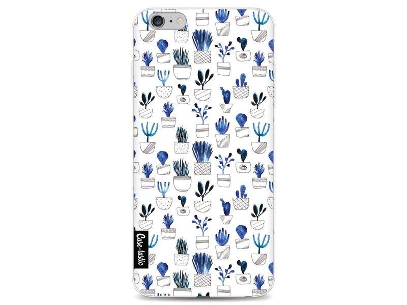 Casetastic Softcover Apple iPhone 6 Plus / 6s Plus - Blue Cacti