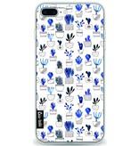 Casetastic Softcover Apple iPhone 7 Plus - Blue Cacti