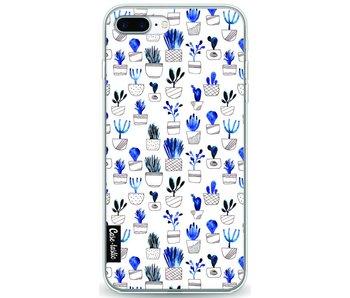 Blue Cacti - Apple iPhone 7 Plus