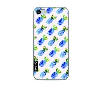 Blue Pineapples - Apple iPhone 7