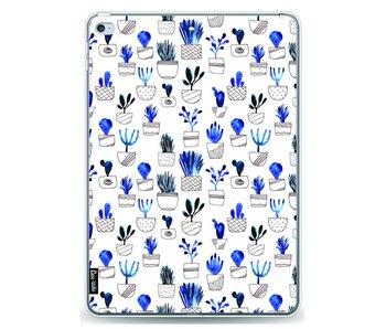 Blue Cacti - Apple iPad Air 2