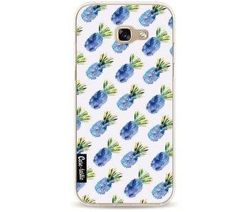 Blue Pineapples - Samsung Galaxy A5 (2017)