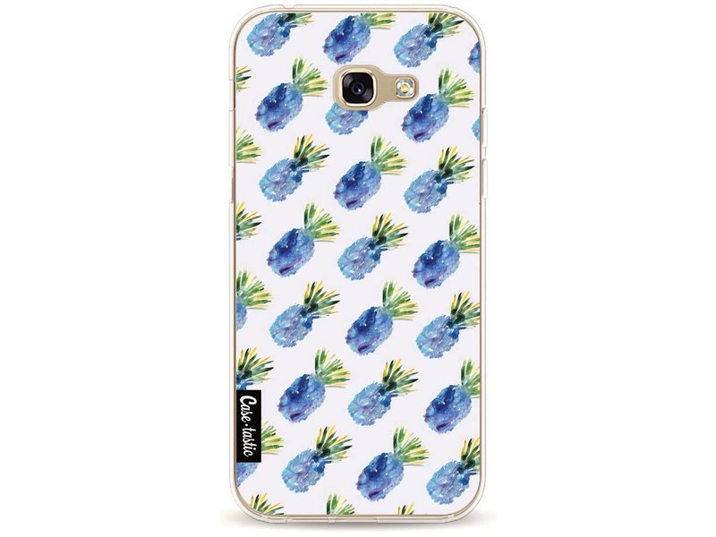 Casetastic Softcover Samsung Galaxy A5 (2017) - Blue Pineapples