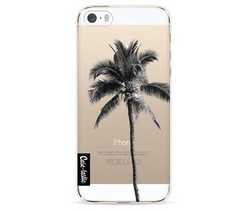 Palm Tree Transparent - Apple iPhone 5 / 5s / SE