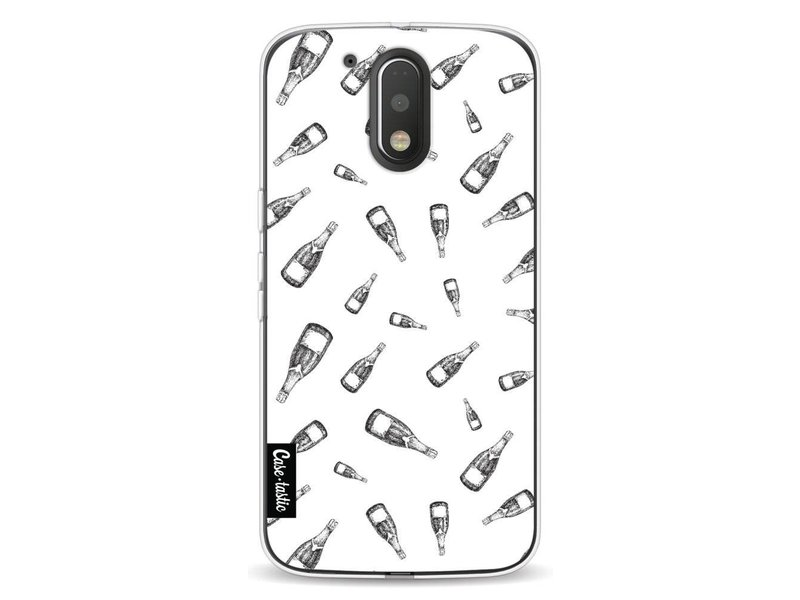 Casetastic Softcover Motorola Moto G4 / G4 Plus - All The Champagne