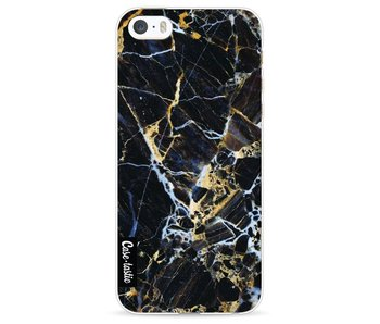 Black Gold Marble - Apple iPhone 5 / 5s / SE