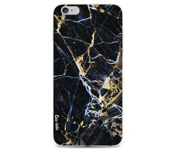 Black Gold Marble - Apple iPhone 6 Plus / 6s Plus