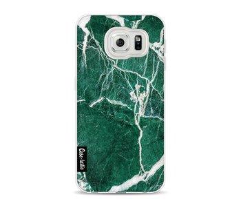 Dark Green Marble - Samsung Galaxy S6