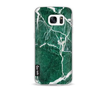 Dark Green Marble - Samsung Galaxy S7