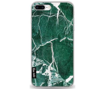 Dark Green Marble - Apple iPhone 7 Plus