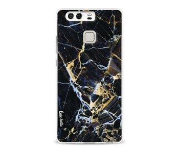 Black Gold Marble - Huawei P9