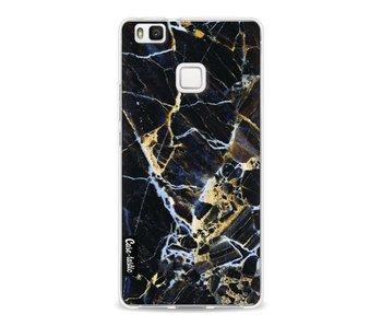 Black Gold Marble - Huawei P9 Lite