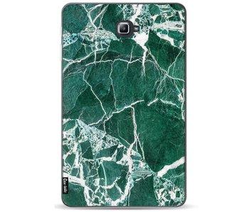 Dark Green Marble - Samsung Galaxy Tab A 10.1 (2016)