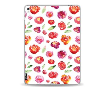 Flower Pattern Pink - Apple iPad Pro 9.7