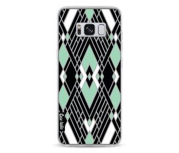 Art Deco Mint - Samsung Galaxy S8