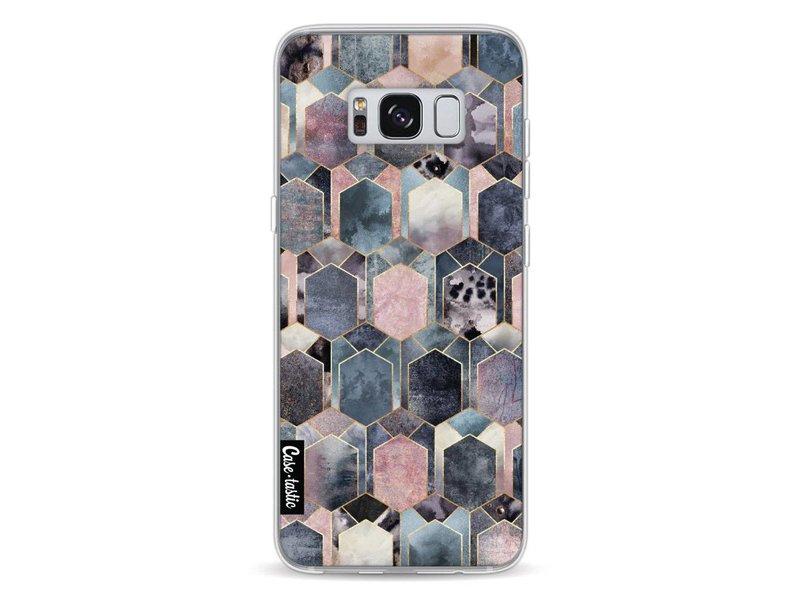 Casetastic Softcover Samsung Galaxy S8 - Art Deco Dream