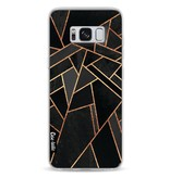 Casetastic Softcover Samsung Galaxy S8 - Black Night