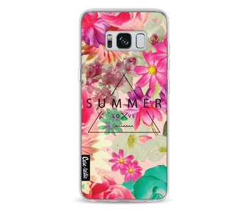 Summer Love Flowers - Samsung Galaxy S8