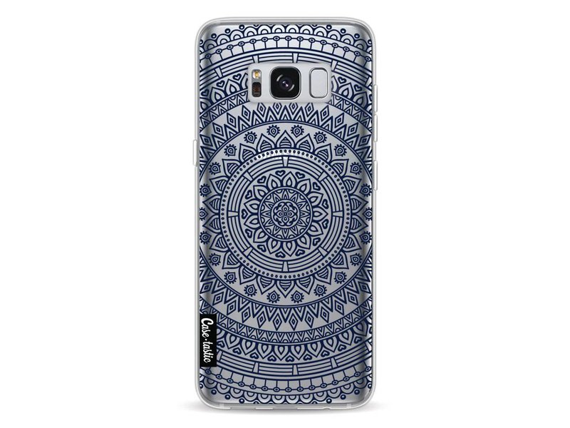 Casetastic Softcover Samsung Galaxy S8 - Round Mandala