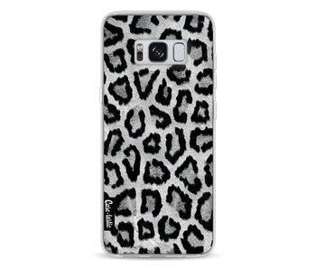 Grey Leopard - Samsung Galaxy S8