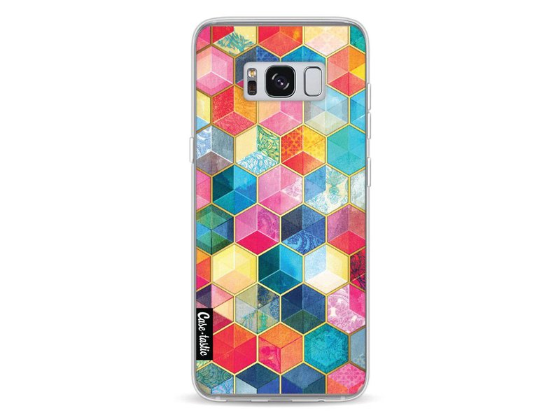 Casetastic Softcover Samsung Galaxy S8 - Bohemian Honeycomb