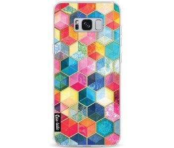 Bohemian Honeycomb - Samsung Galaxy S8 Plus